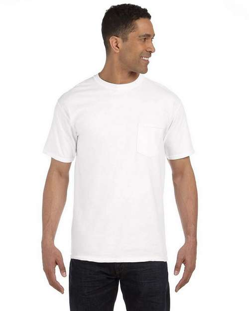 Comfort Colors 6030CC Garment Dyed Pocket T Shirt