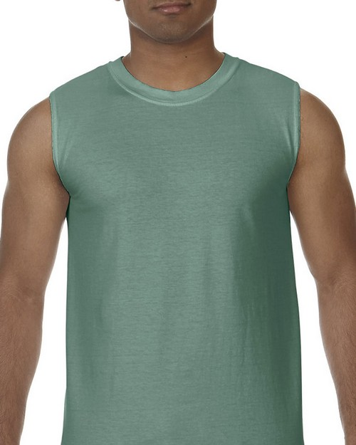 Comfort Colors 9077 By Chouinard Adult Sleeveless Shooter Tee