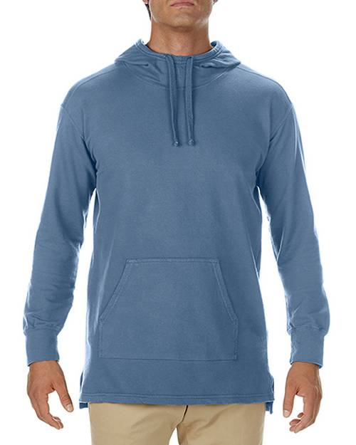 Comfort Colors C1535 Mens French Terry Scuba Hoodie