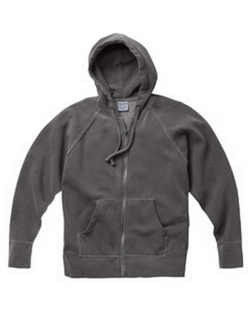 Comfort Colors C1564 Garment Dyed Full Zip Hooded Sweatshirt