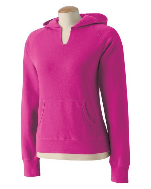 Comfort Colors C1595 Front Slit Hooded Fleece
