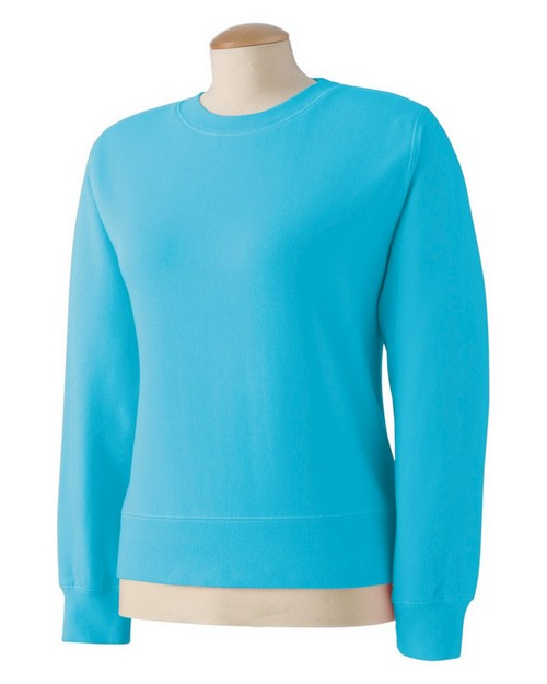 Comfort Colors C1596 Wide Band Crew Neck Fleece