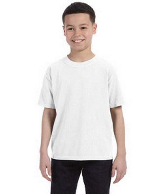 Comfort Colors C9018 Youth Ringspun T Shirt