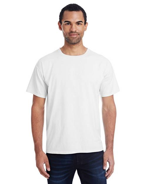 Comfort Wash By Hanes GDH100 Mens Garment-Dyed T-Shirt