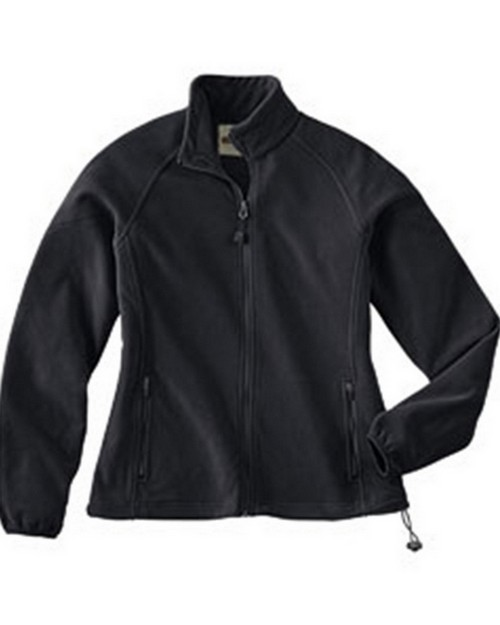 North End 78025 Ladies Microfleece Unlined Jacket