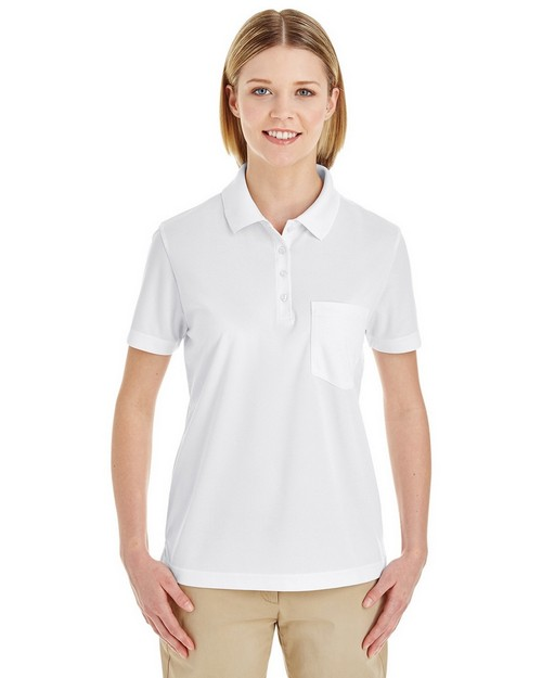 Core365 78181P Ladies Origin Performance Piqué Polo with Pocket