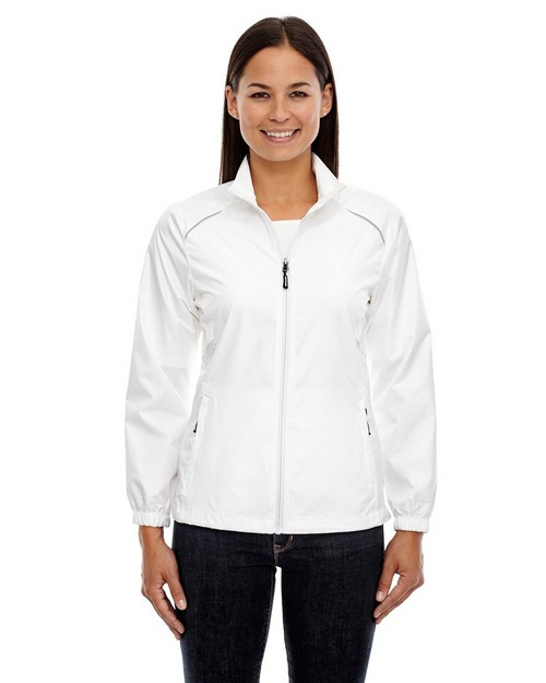 Core365 78183 Motivate Ladies Unlined Lightweight Jacket