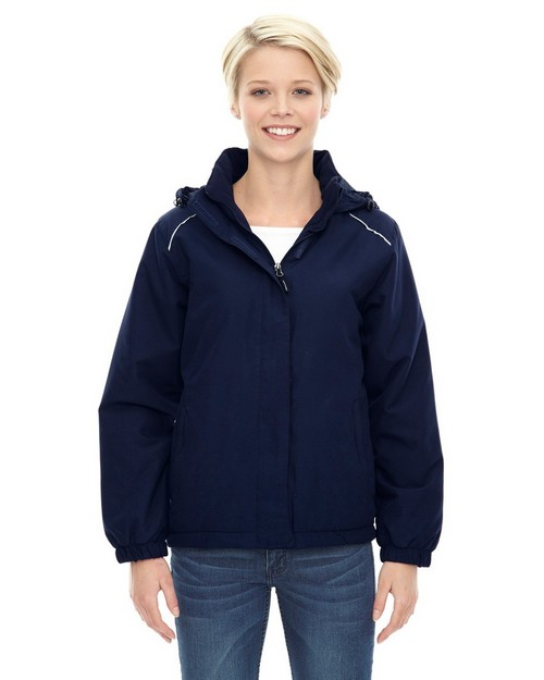 Core365 78189 Brisk Ladies Insulated Jacket