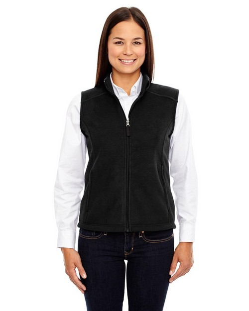 Core365 78191 Journey Ladies Fleece Vest