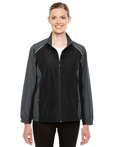 Core365 78223 Stratus Colorblock Lightweight Jacket