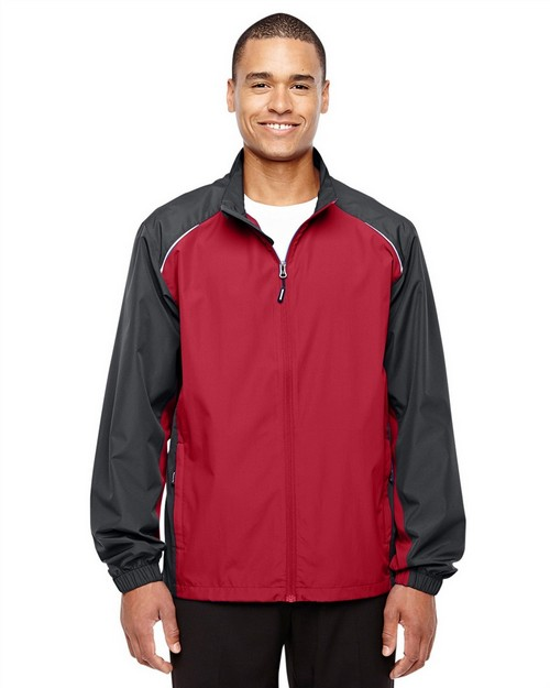 Core365 88223 Mens Stratus Colorblock Lightweight Jacket