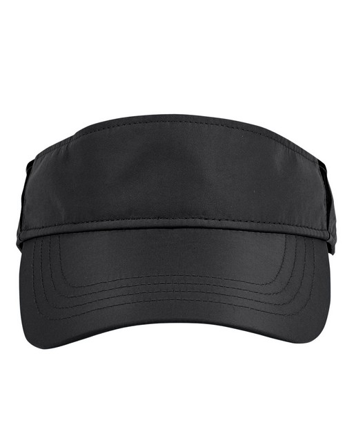 Logo Embroidered Core365 CE002 Adult Drive Performance Visor