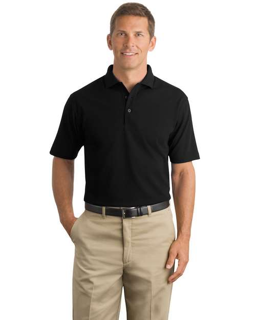 Cornerstone CS402 Industrial Pocketless Pique Polo