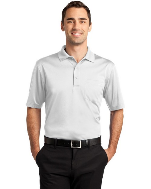 Cornerstone CS412P Select Snag Proof Pocket Polo
