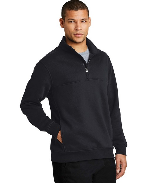 Cornerstone CS626 1/2-Zip Job Shirt