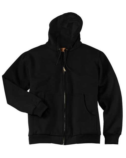 Cornerstone J763H Duck Cloth Hooded Work Jacket
