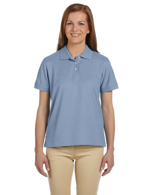 Devon & Jones D112W Ladies Pima Pique Polo