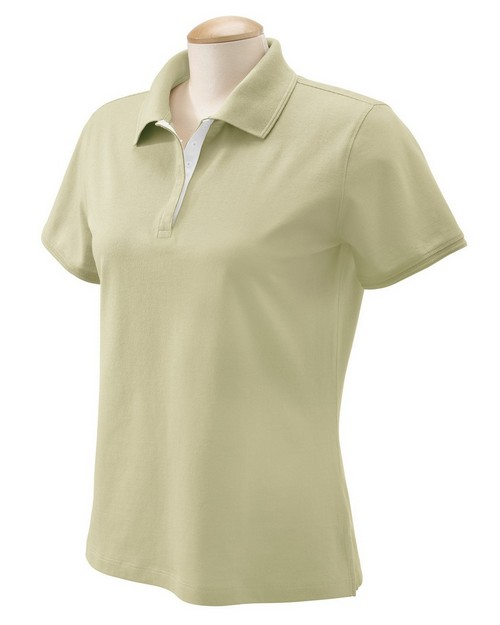Devon & Jones D150W Ladies Tanguis Cotton Pique Polo