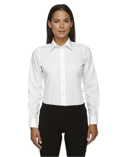 Devon & Jones D620W Ladies Crown Collection Solid Broadcloth