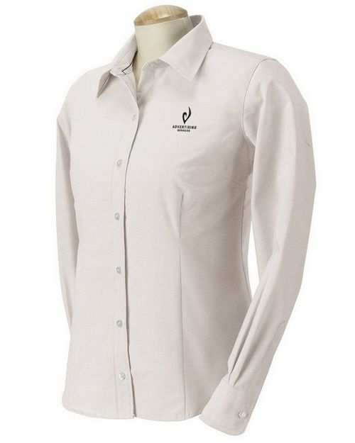 Devon & Jones D655W Ladies Performance Oxford