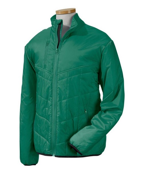 Devon & Jones D797 Men's Mini Polyfill Jacket
