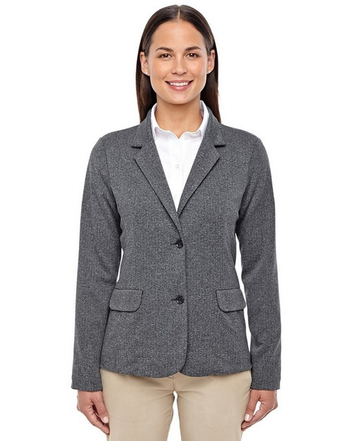 Devon & Jones D886W Ladies Fairfield Herringbone Soft Blazer