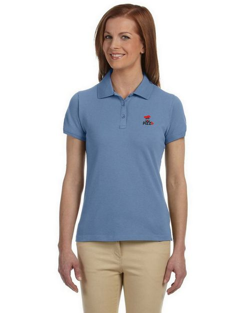 Devon & Jones DG105W Ladies Dri-Fast Pique Polo