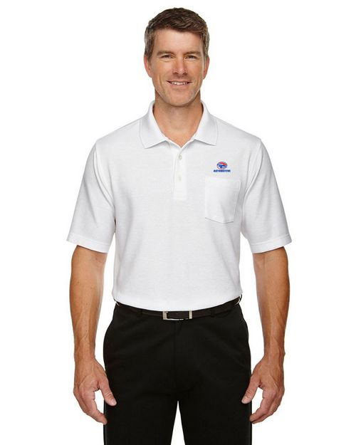 Devon & Jones DG150P Mens Drytec20 Performance Pocket Polo