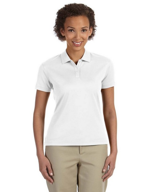 Devon & Jones DG200W Ladies Pima-Tech Polo