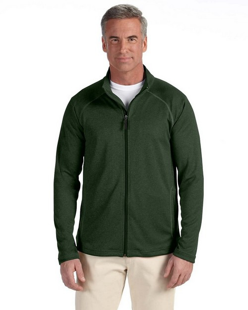 Devon & Jones DG420 Mens Stretch Tech Shell Compass