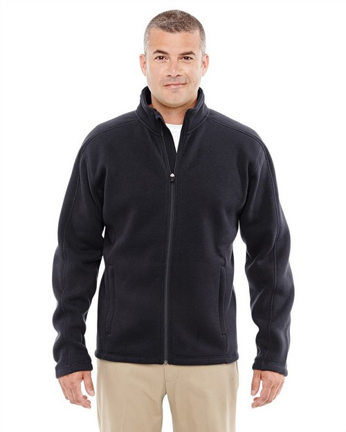 Devon & Jones DG793 Mens Bristol Full Zip Sweater Fleece Jacket