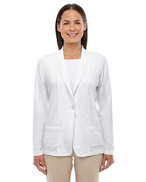 Devon & Jones DP462W Ladies Perfect Fit Shawl Collar Cardigan