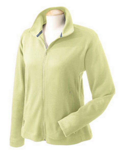 Devon & Jones DG940W Ladies Peruvian Pima Interlock Full-Zip Jacket