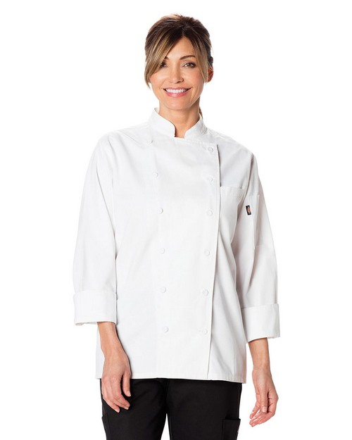 Dickies Chef DC413 Ladies Executive Chef Coat