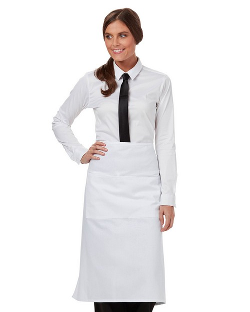 Dickies Chef DC58 Full Bistro Waist Two Pockets Apron