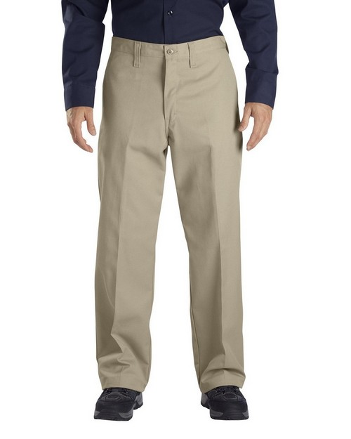 Dickies LP812 Mens Industrial Flat Front Pant