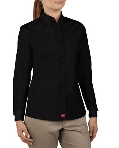 Dickies PL412 Ladies Button Down Shirt