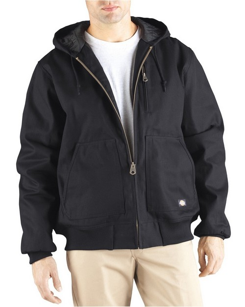Dickies TJ718T Rigid Duck Hooded Jacket