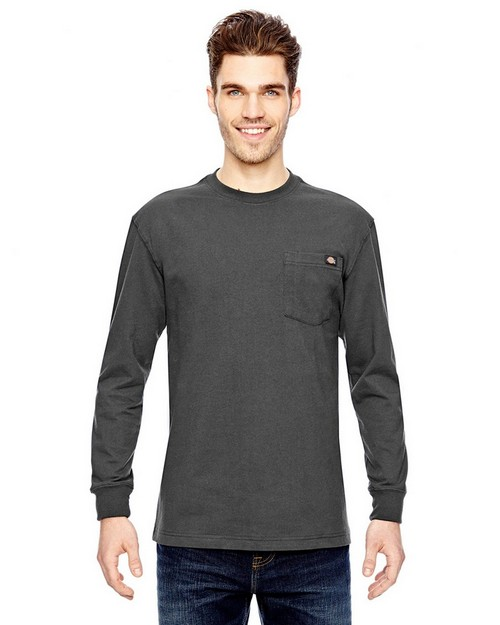 Dickies WL450 6.75 oz. Heavyweight Work Long Sleeve T-Shirt
