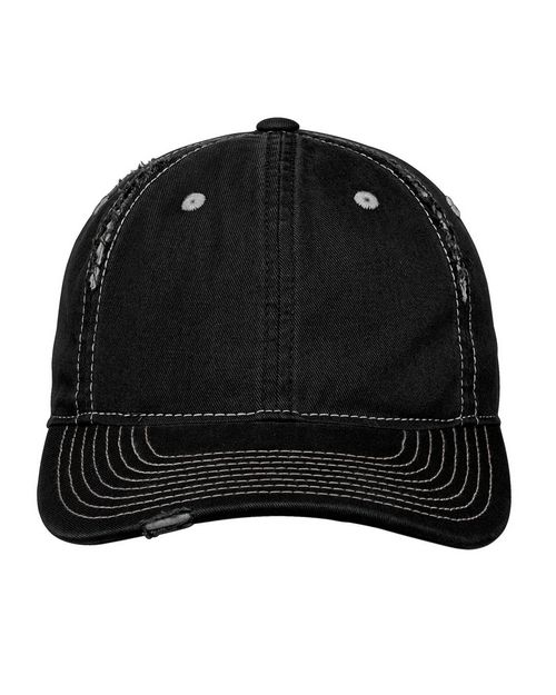 District DT612 Rip and Distressed Cap