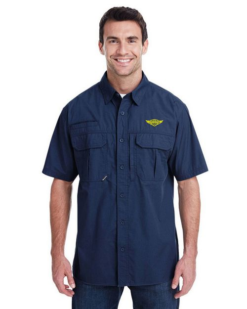 Dri Duck 4463 Mens Utility Shirt