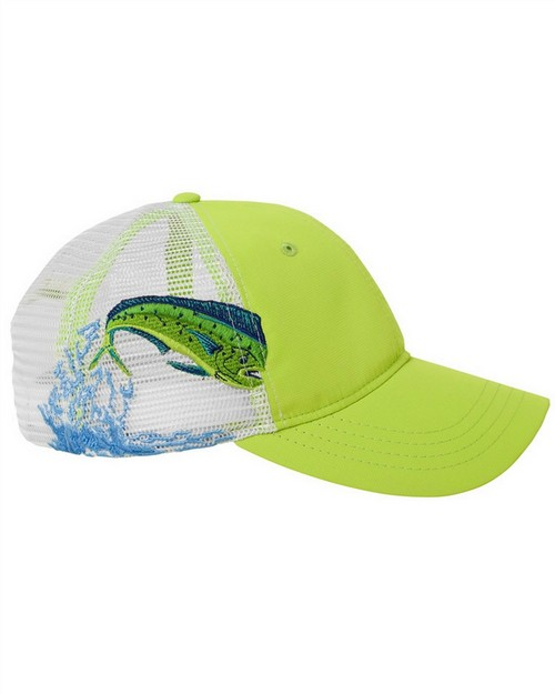 Dri Duck D3400 Mesh Back Wildlife Cap