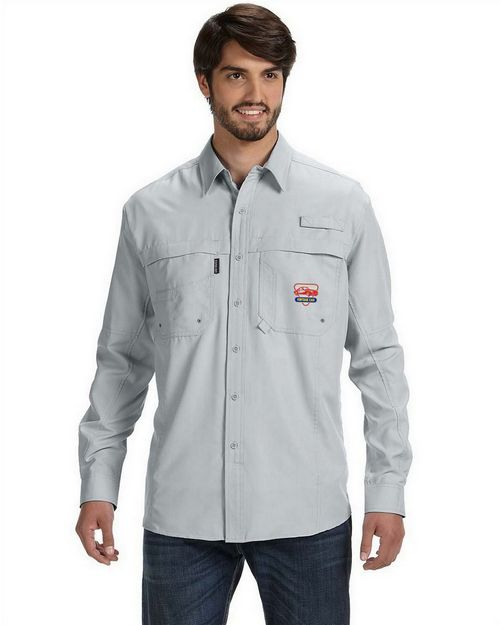 Dri Duck DD4405 Mens Catch Fishing Shirt