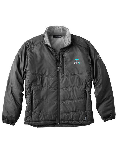 Dri Duck Logo Embroidered Thinsulate Insulation Eclipse Jacket - For Men