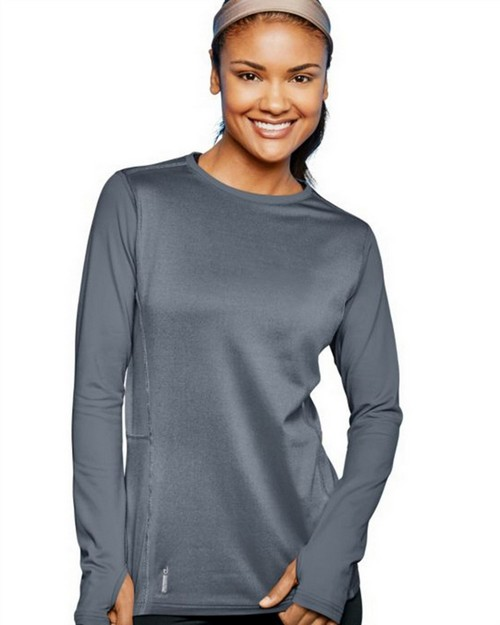 Duofold KCB3 Brushed Back Womens Crew