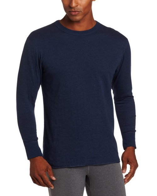 Duofold KMO1 Originals Mens Mid Weight Long Sleeve Crew