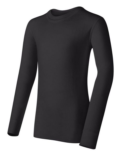 Duofold KMW5 Youth Mid Weight Long Sleeve Thermal Crew