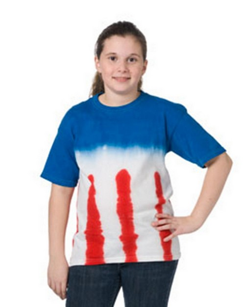 Dyenomite 1961B Youth Patriotic Tee