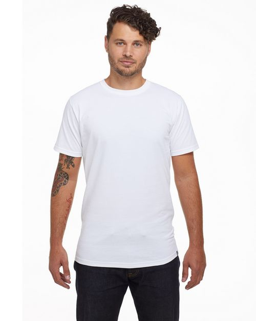 Econscious EC1007U Unisex 5.5 oz.; Organic USA Made T-Shirt