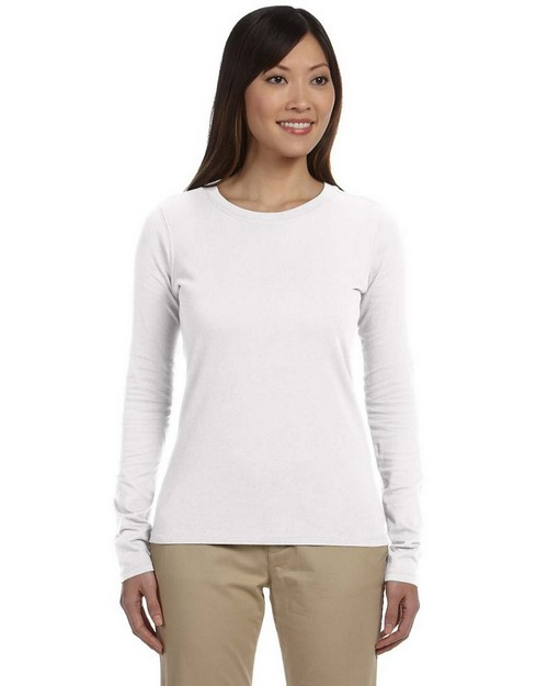 Econscious EC3500 Ladies Organic Cotton Long Sleeve T Shirt